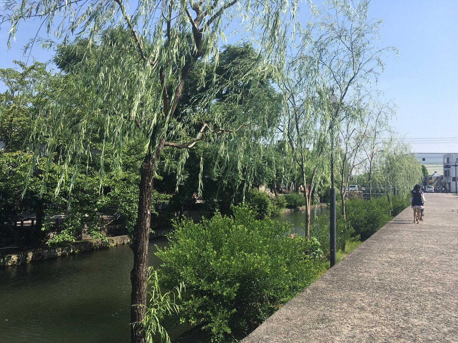 倉敷美観地区の風景3