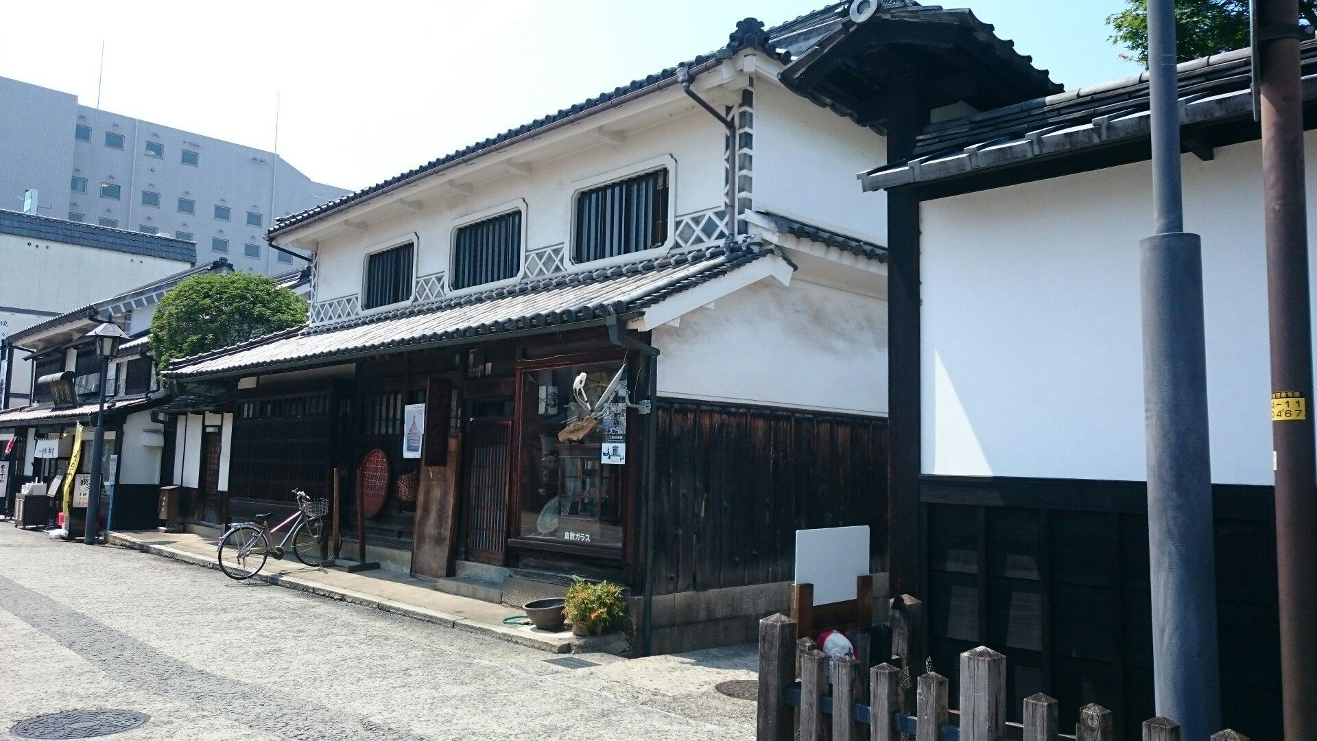 倉敷美観地区の風景4