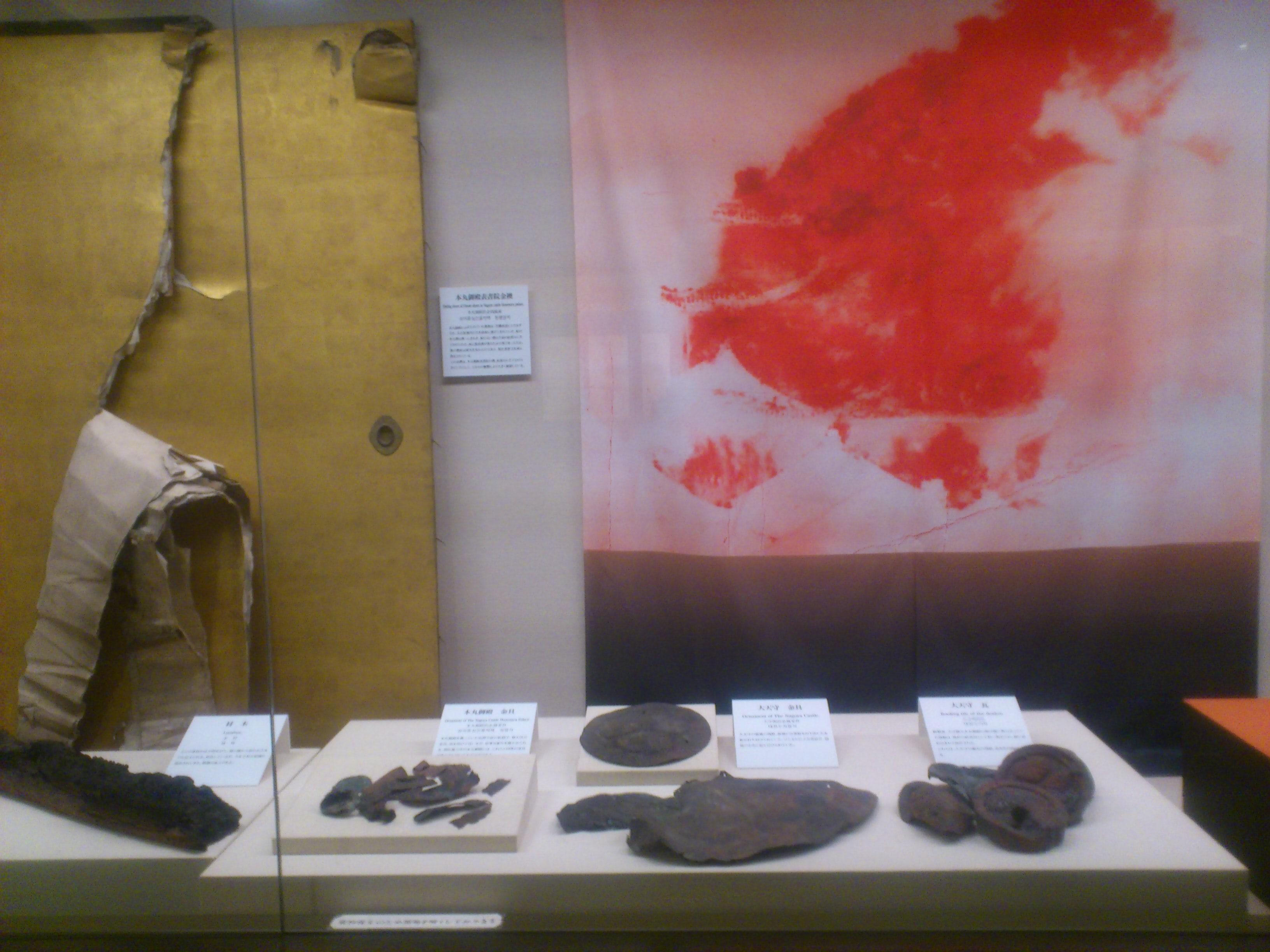 燃え盛る名古屋城と残されたもの