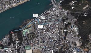 犬山城へのアクセス