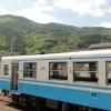 徳島を走る汽車